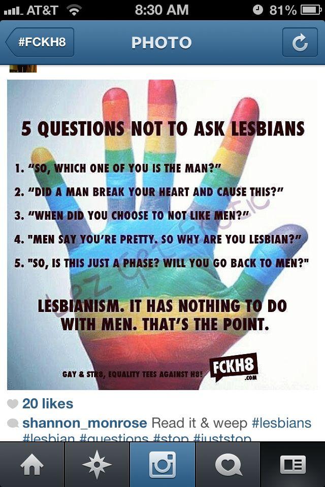 what do lesbians like to do