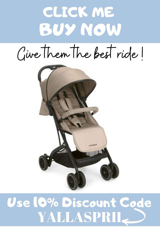 Cam Compass Stroller Beige In 2020 Online Shopping Uae Baby Shop Online Baby Shop