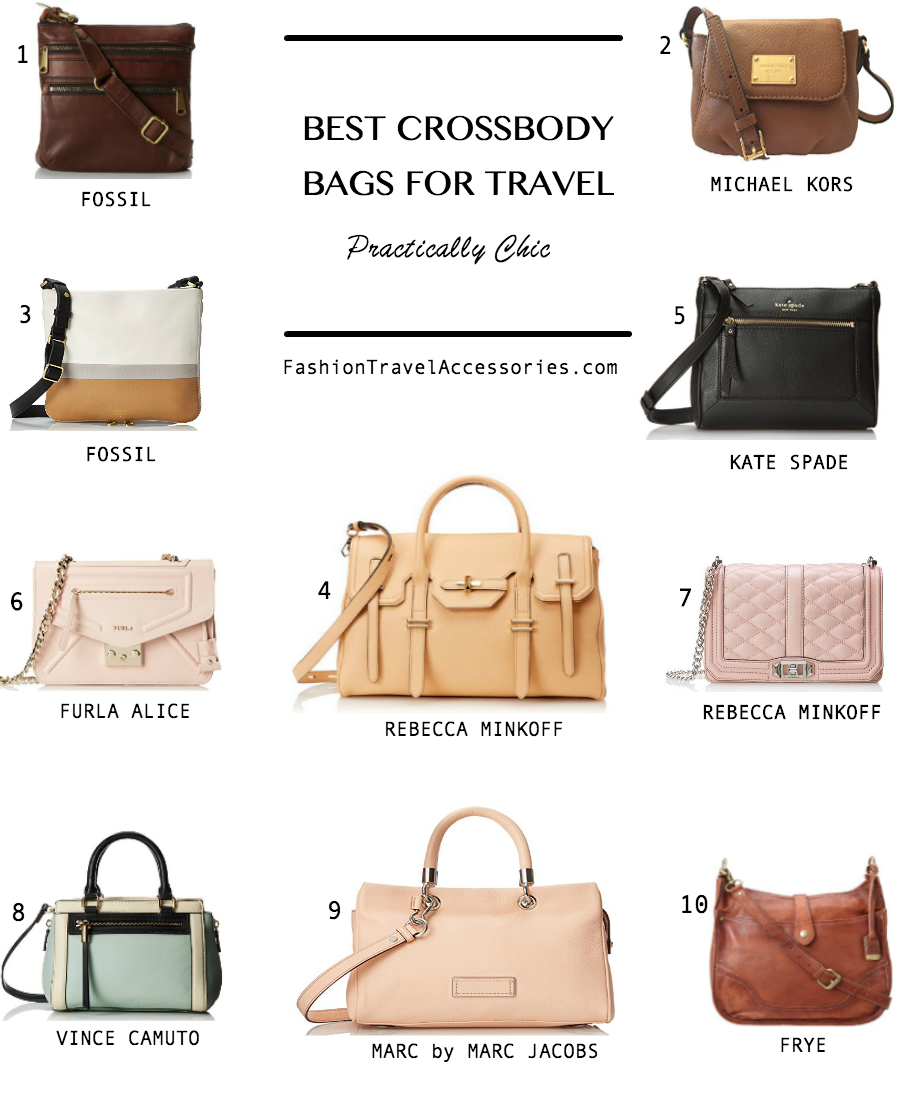 Best Crossbody Bags For Travel Europe Sightseeing Everyday Wear Special Occasion Chic Stylish Functional