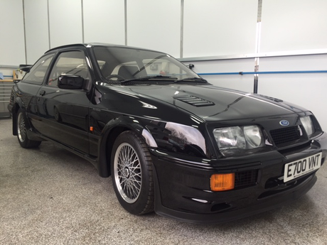1987 Ford Sierra Cosworth Rs500 Silverstone Auctions Ford Sierra Ford Ford Rs