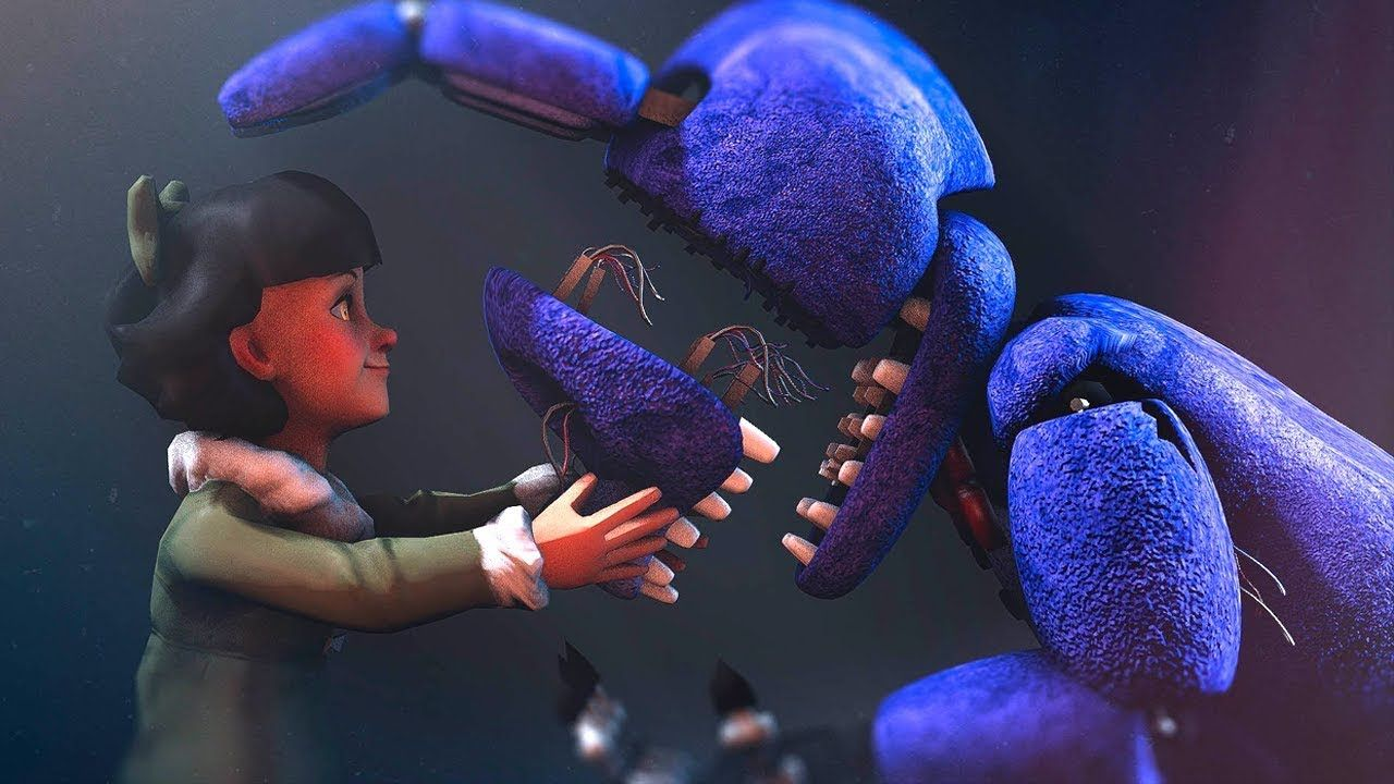 Five Nights At Freddy's Bonnie Animated fnaf sfm: bonnie need this feeling songben schuller