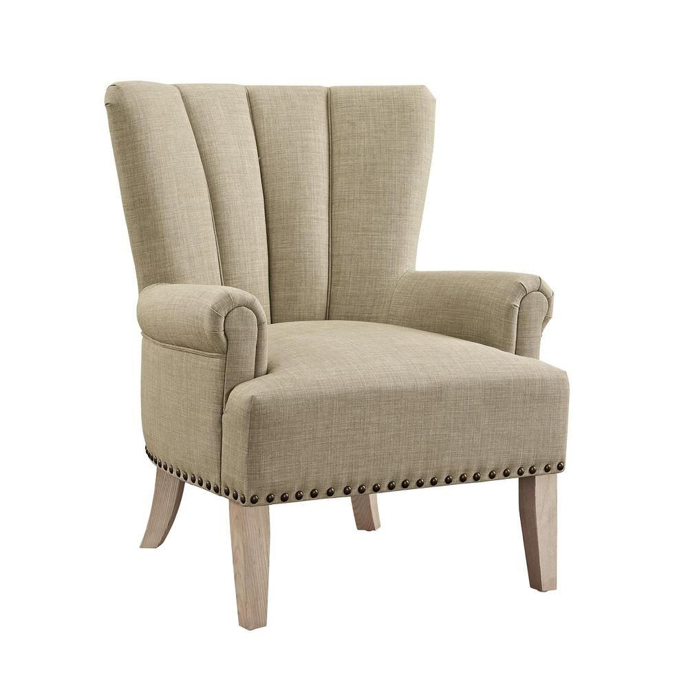 Best Dorel Dani Beige Accent Chair Blue Accent Chairs Accent 400 x 300