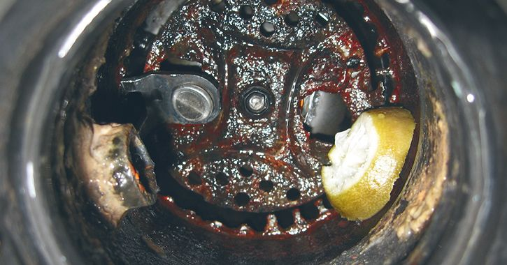 How to fix a clogged garbage disposal clogged garbage