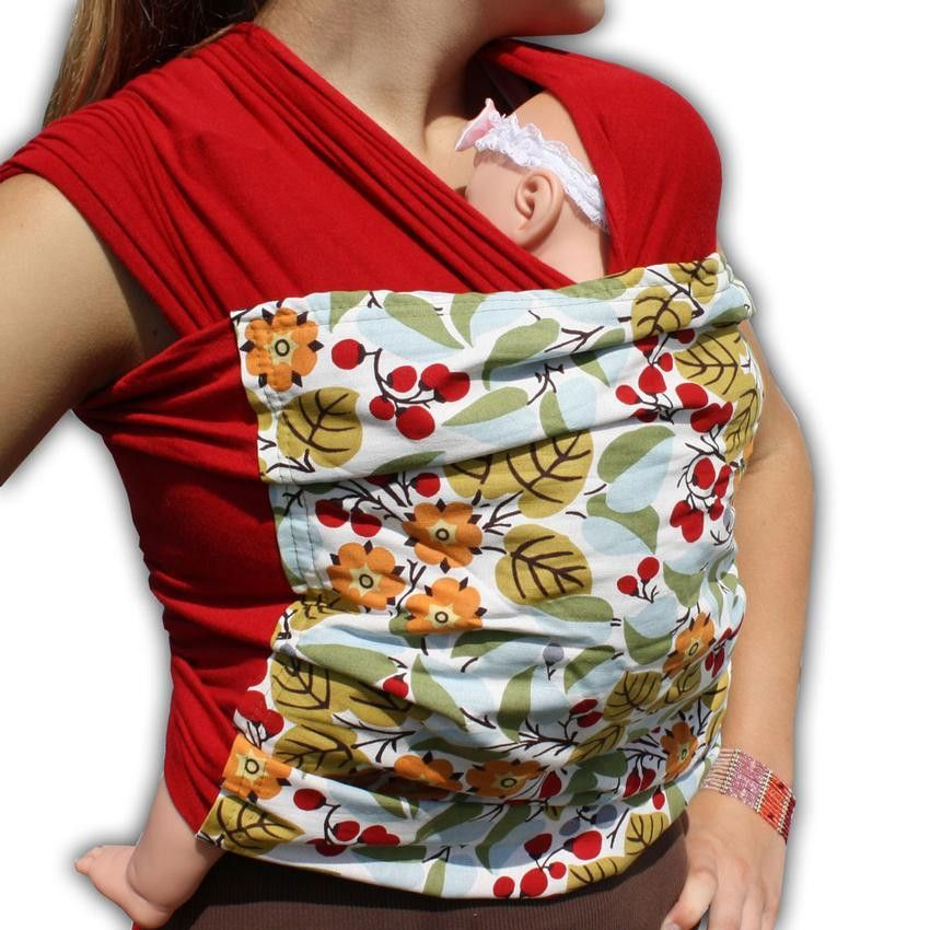 Baby Wrap Sling Sewing Pattern With Images Baby Sling Pattern