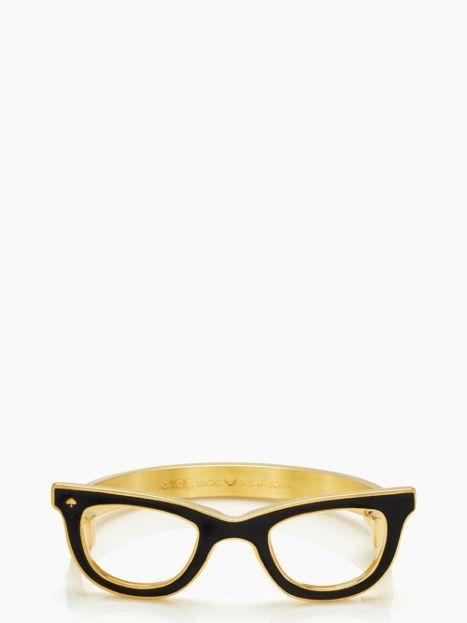 1afd77358ff goreski glasses bangle from Kate Spade. This would be a great birthday gift  for yours truly!