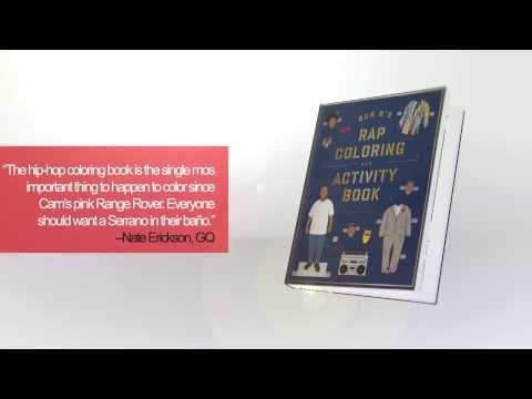 Pin de genic formi en Rap Coloring Book | Pinterest