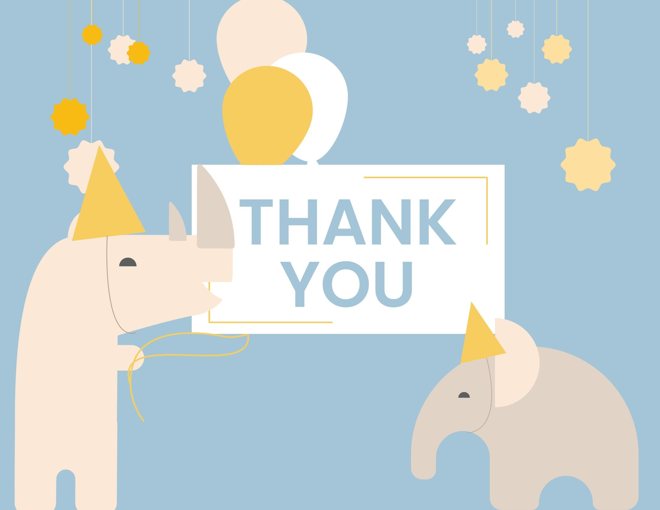 17 baby shower thank you card wording fantastic examples