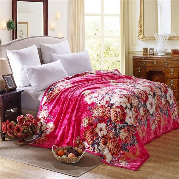 Home Textiles Sleep Leopard Blanket Sofa Bed Airplane Travel Plaids Bed  Sheet Bedspreads Bedding Twin Full