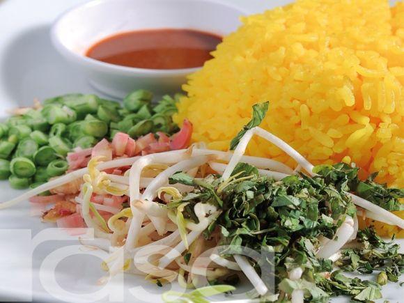 Nasi Kerabu Kuning Resipi Ikan Resipi Rasa Savoury Dishes Nasi Kerabu Pasta Receipes