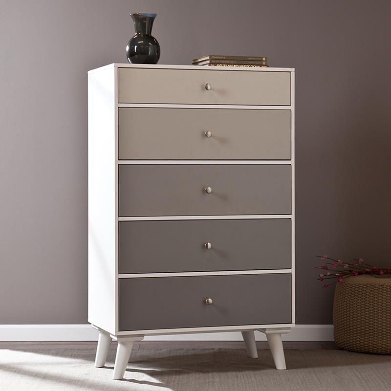 Calloway Five Drawer Dresser Furniture Dresser Drawers