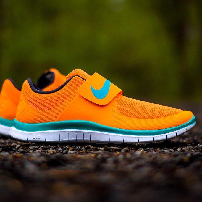 Nike Free SocFly: Bright Citrus