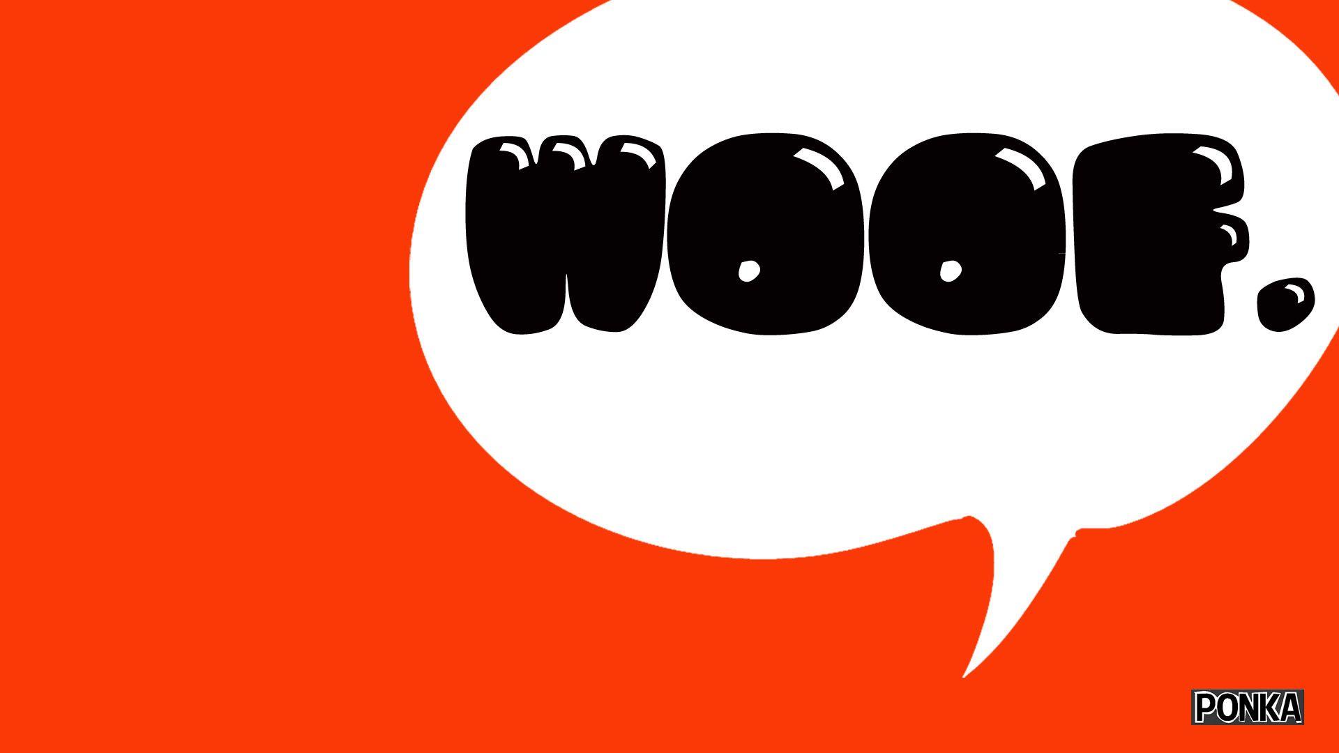 Woof. 1920x1080 (16:9)