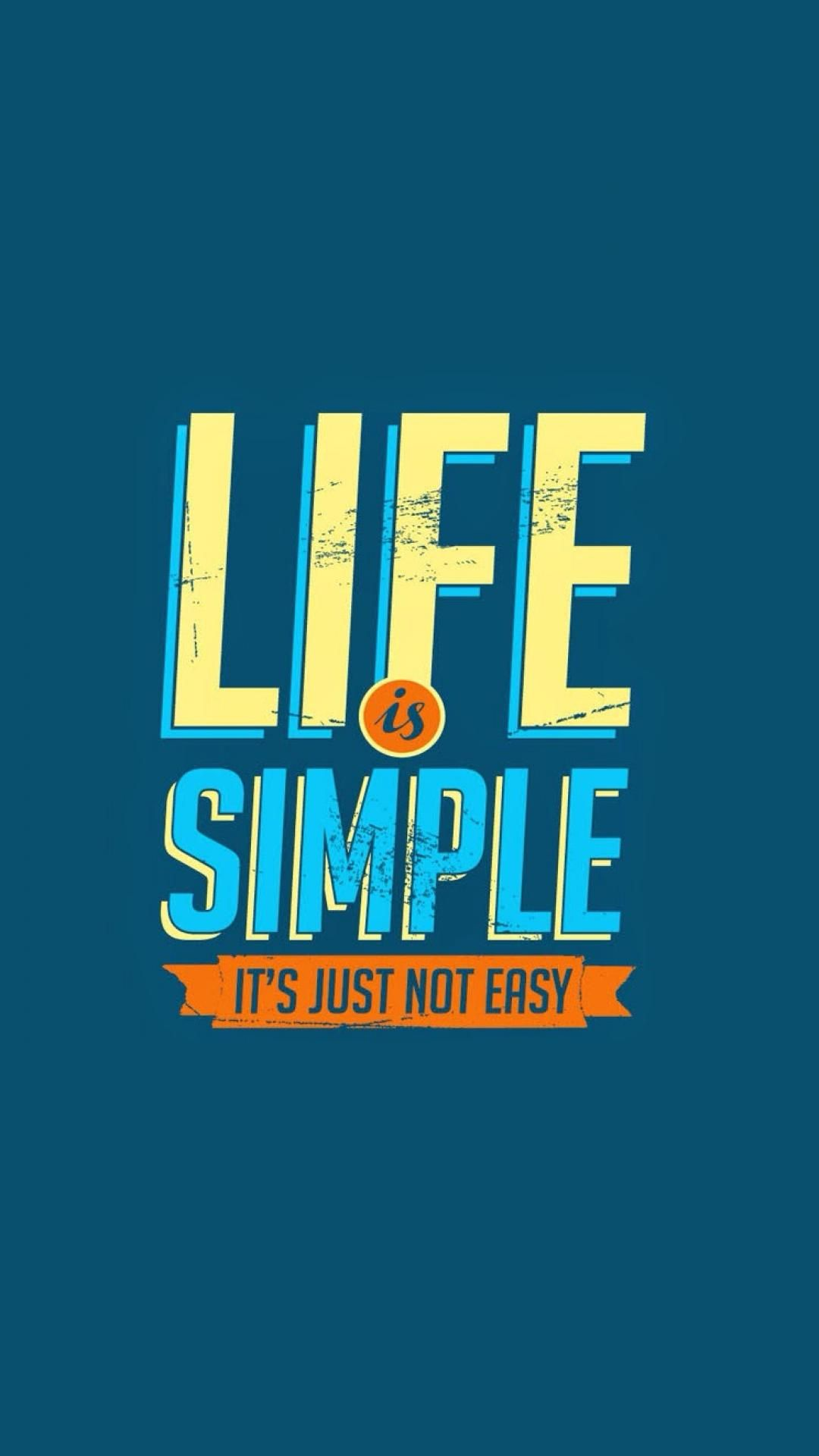Life Line Quotes Life Is Simple And Easy Lifeline Quotes  Iphone Quotes