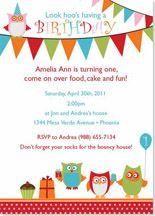 Birthday Invite Sayings
