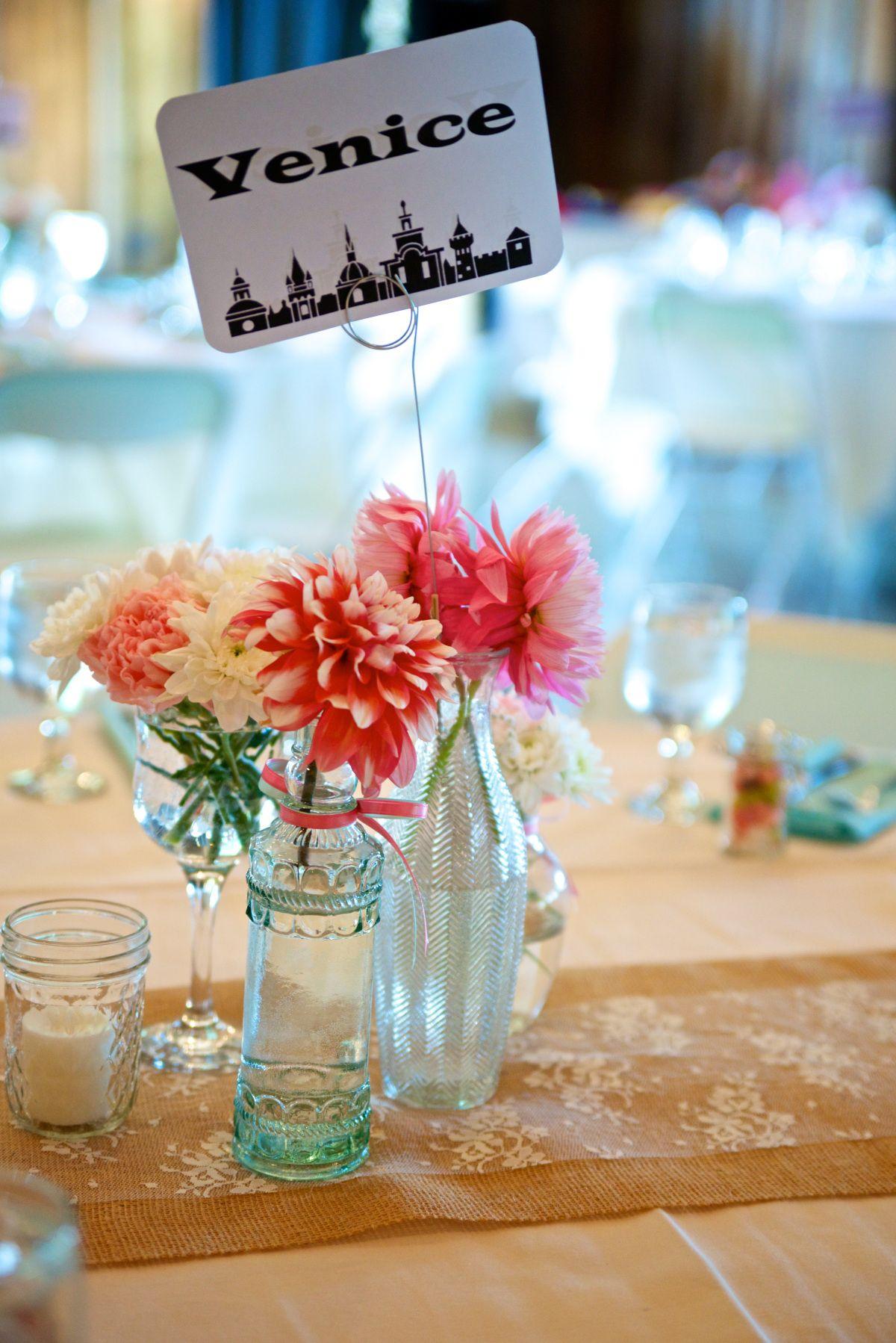 Diy wedding escort cards seating chart rustic vintage