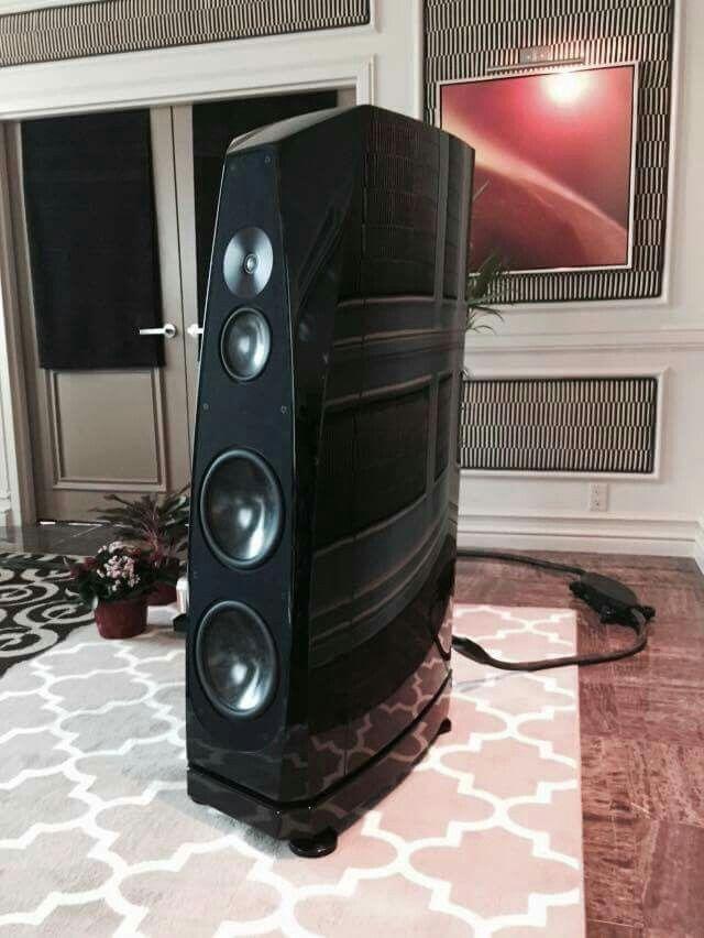 Rockport Technologies Cygnus Audiophile Speakers High End Speakers Diy Speakers