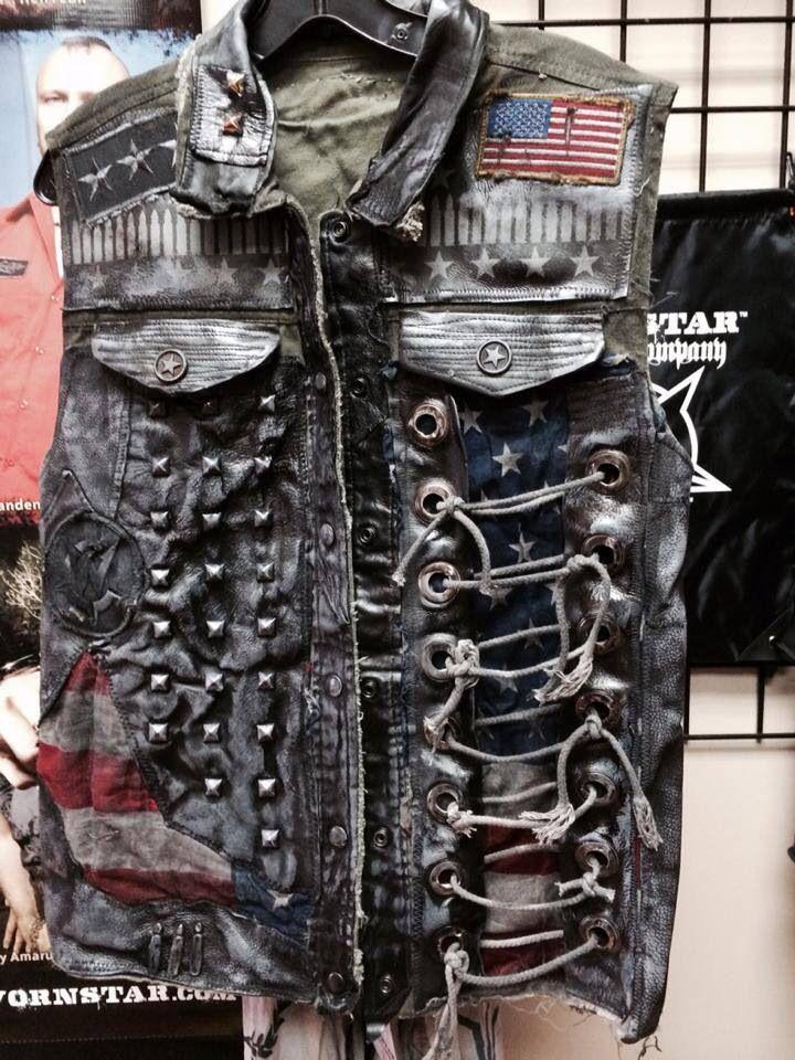 415a20b0af247 Wornstar custom vest