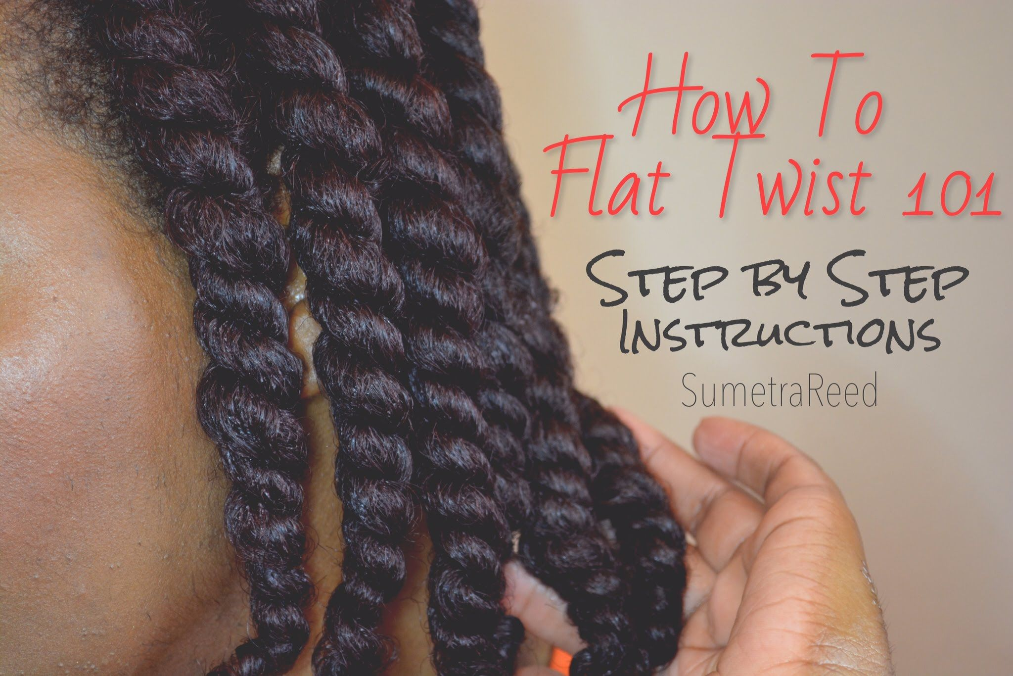 62 how to flat twist 101 step by step my natural hair 62 how to flat twist 101 step by step baditri Images