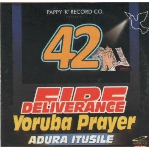 42 Yoruba Yoruba Prayer Adura Itusile - CD   Products