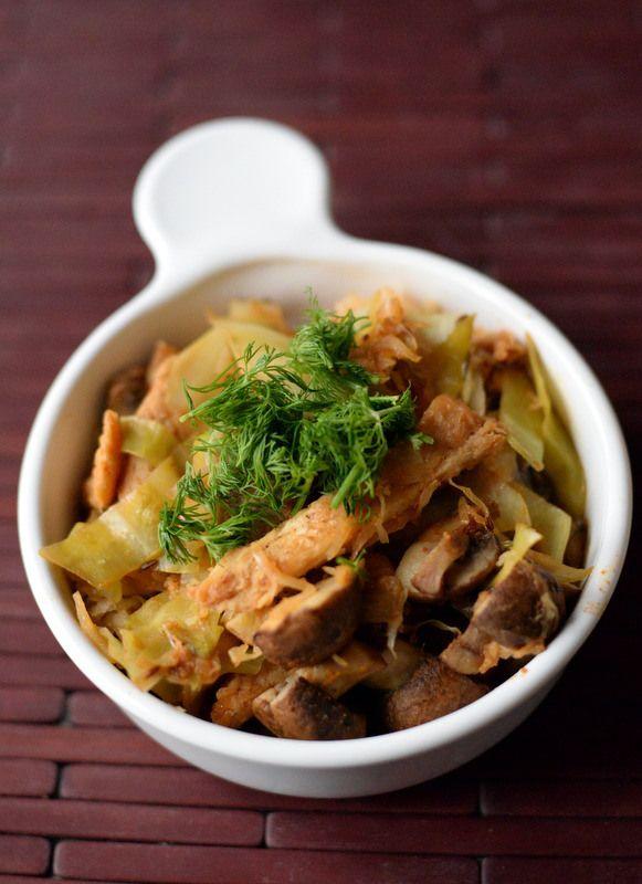 Vegan Recipes With Sauerkraut