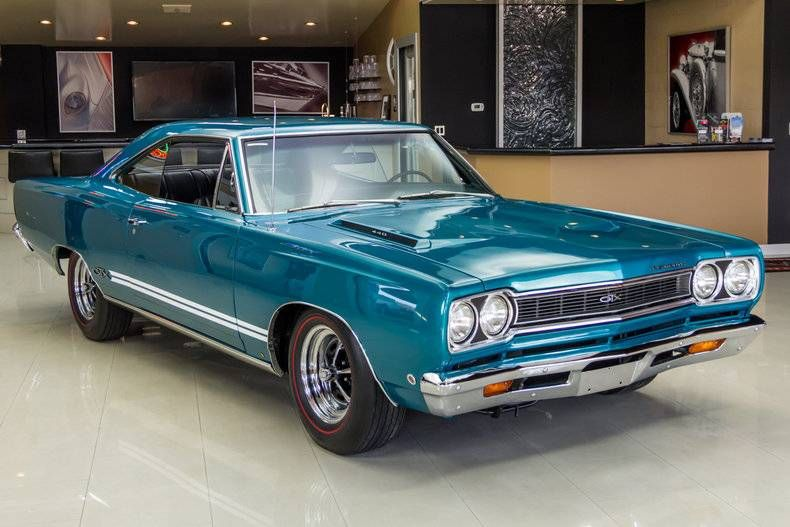 1968 Plymouth Gtx Coupe For Sale 1720546 Plymouth Gtx Plymouth Muscle Cars Vintage Muscle Cars