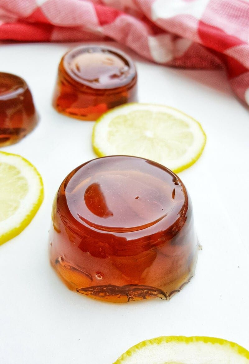 Long Island Iced Tea Jello Shots are Perfect for Tailgating