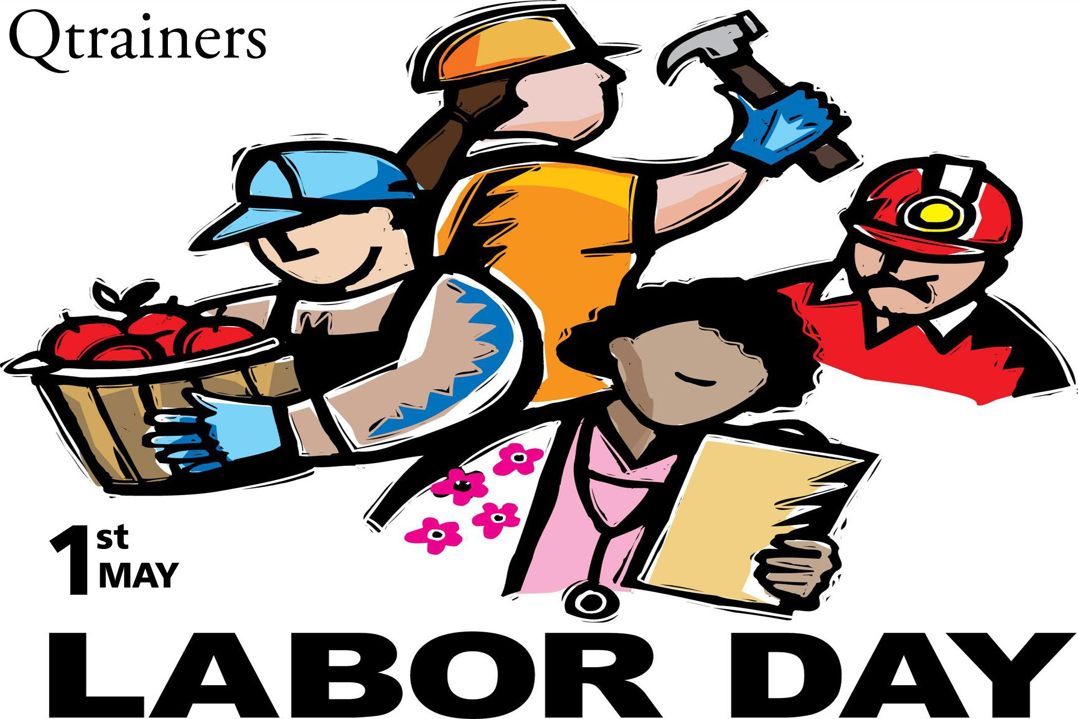 Qtrainers Happy Labor Day Qtariners