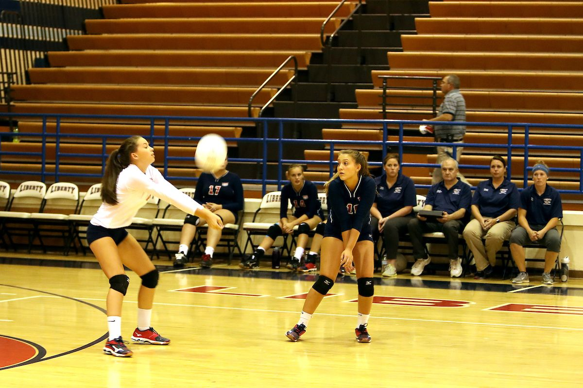 Pin By Talon Yearbook On 2018 Liberty High School Volleyball Liberty High School High School Volleyball