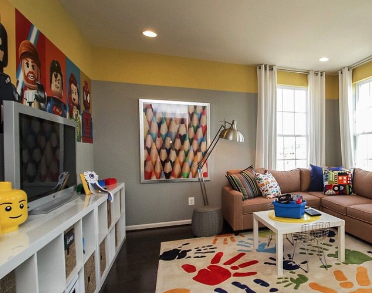paint for playroom