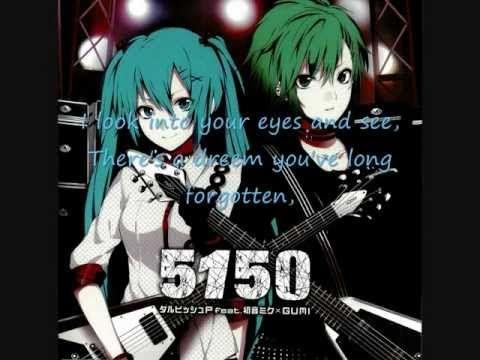 5150 ナノ / Nano ver  with lyrics