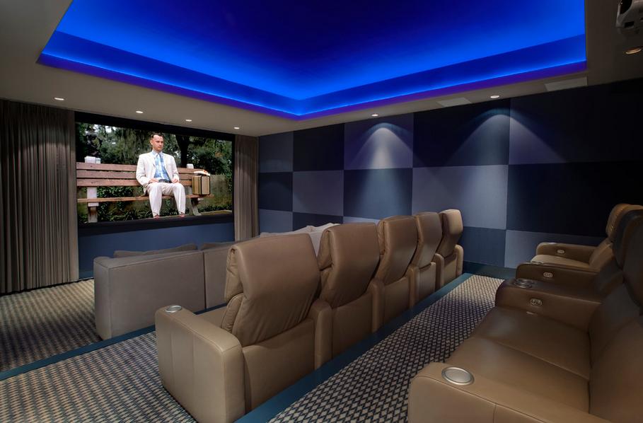 Home Theater #5 | Home Theater | Pinterest | Cinema room, Luxury ...