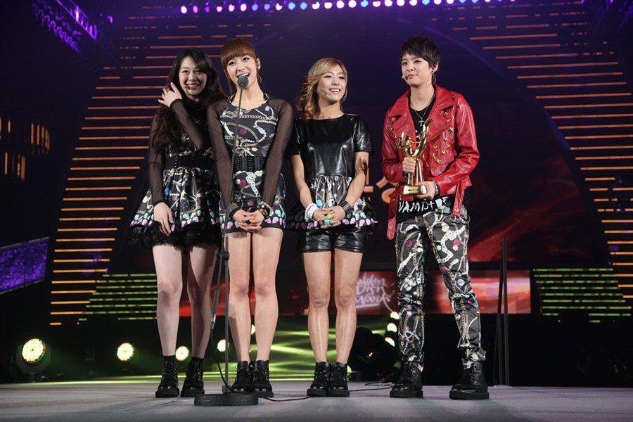 f(x) - Sulli Choi, Victoria Song, Luna Park & Amber Liu