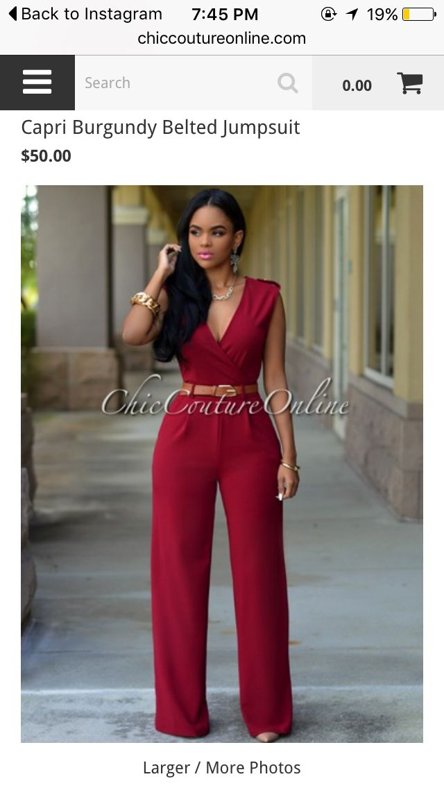 37f8f8ca04cd Red jumpsuit. Red jumpsuit Long Jumpsuits