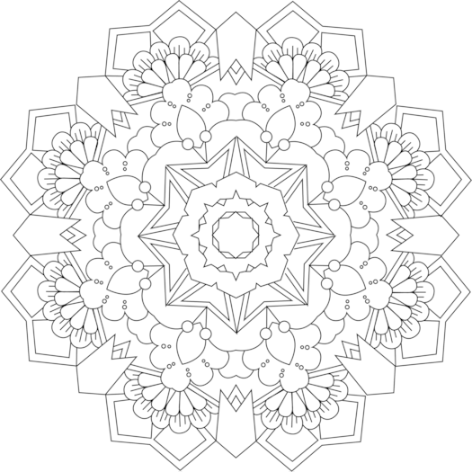 earth flower coloring pages - photo#22