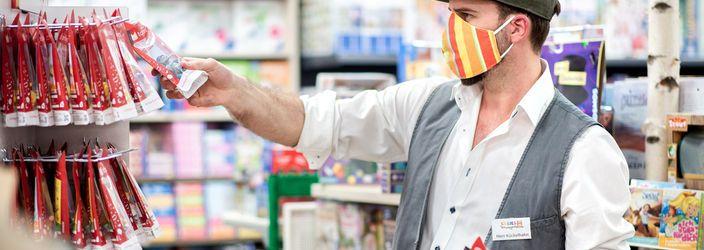 Maskenpflicht Tankstelle