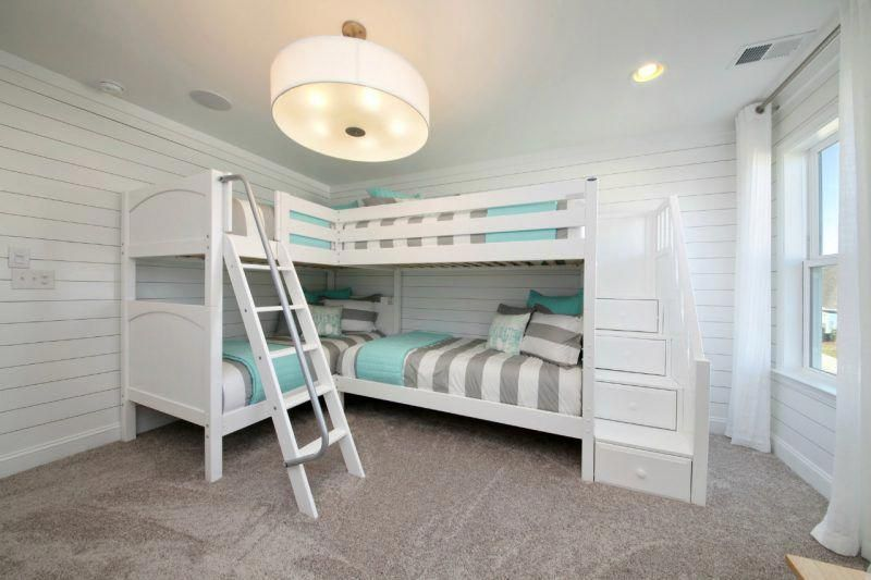 Bunk Bed Queen And Full Beds
