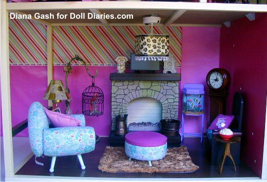 Captivating Our Generation Doll House Review And Mini Story