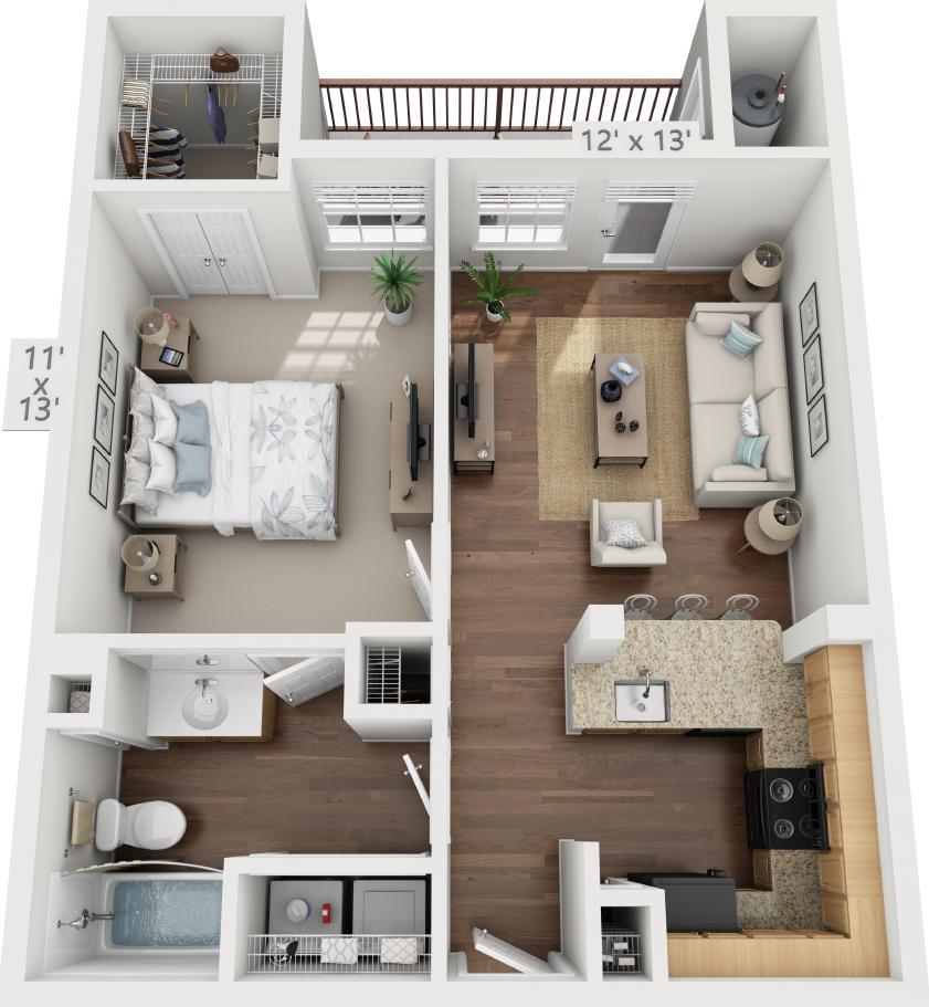 Yvr Apartments Walnut Creek: Floor Plans Of The Reserve At Walnut Creek In Austin, TX