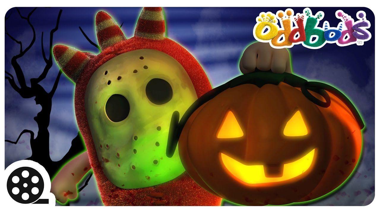 Oddbods Halloween Special Funny Halloween Cartoons