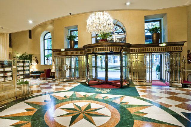 Grand Hotel Wien Vienna