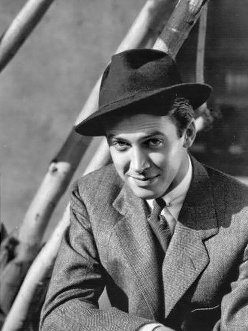 James Stewart, 1937