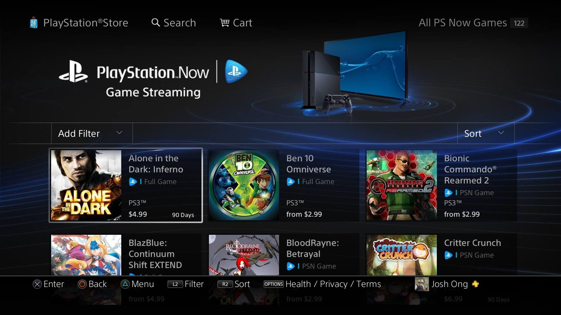 HP Omen Game Stream du cloud gaming à domicile CES