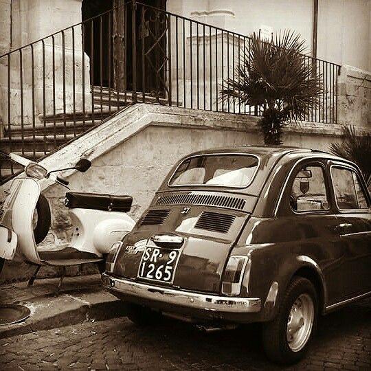 Una preciosa foto de mi viaje a Noto (Sicilia). www.thecreativecorner.es