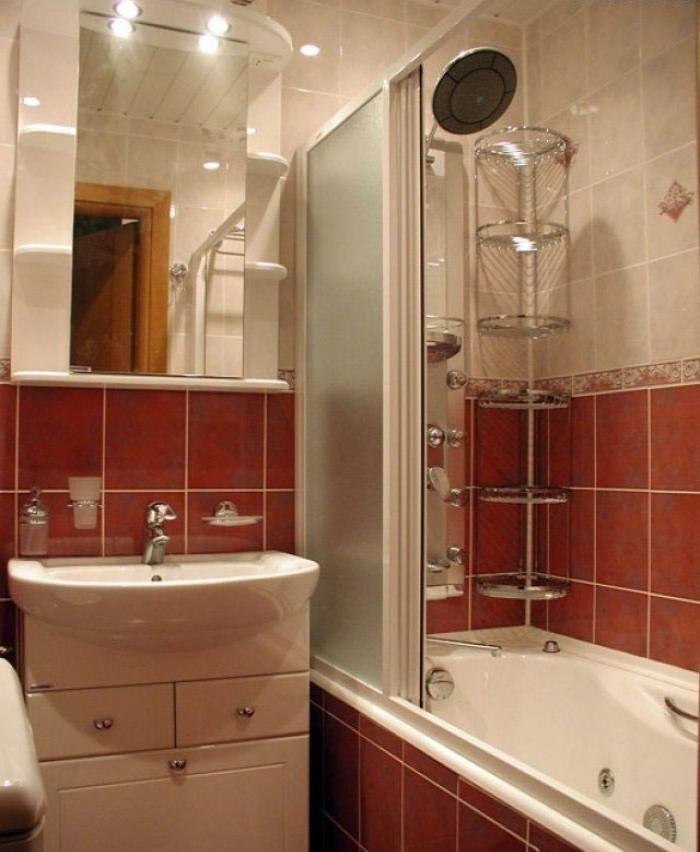 Ванная комната – дизайн (57 фото), с которым вы забудете о ...