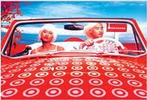 Yeah, we know -- old Target coupons -- but we *really* like the car.