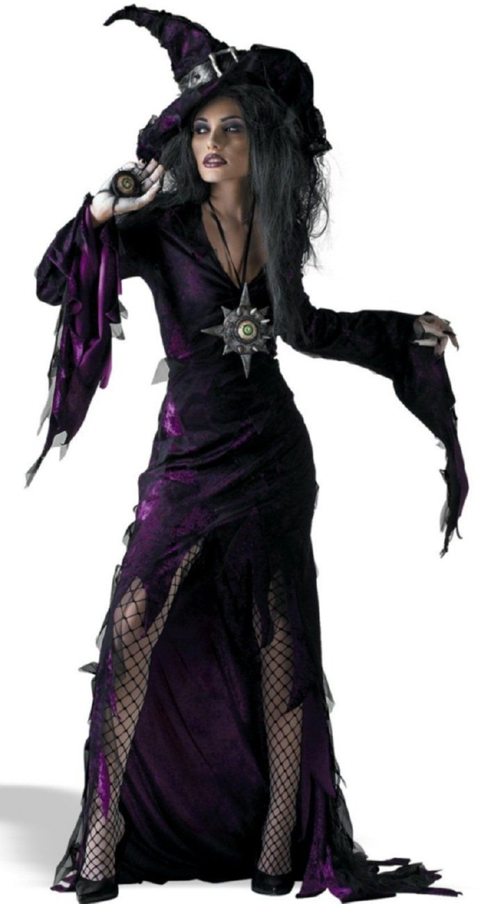 Sorceress Sexy Witch Costume I think I could pull this off ...