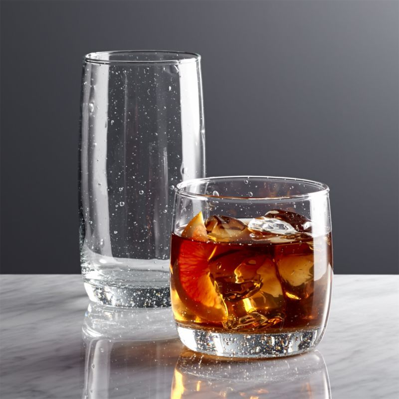 Bola Double Old Fashioned Glass Crate And Barrel Old Fashioned Glass Bubble Glass Crate And Barrel