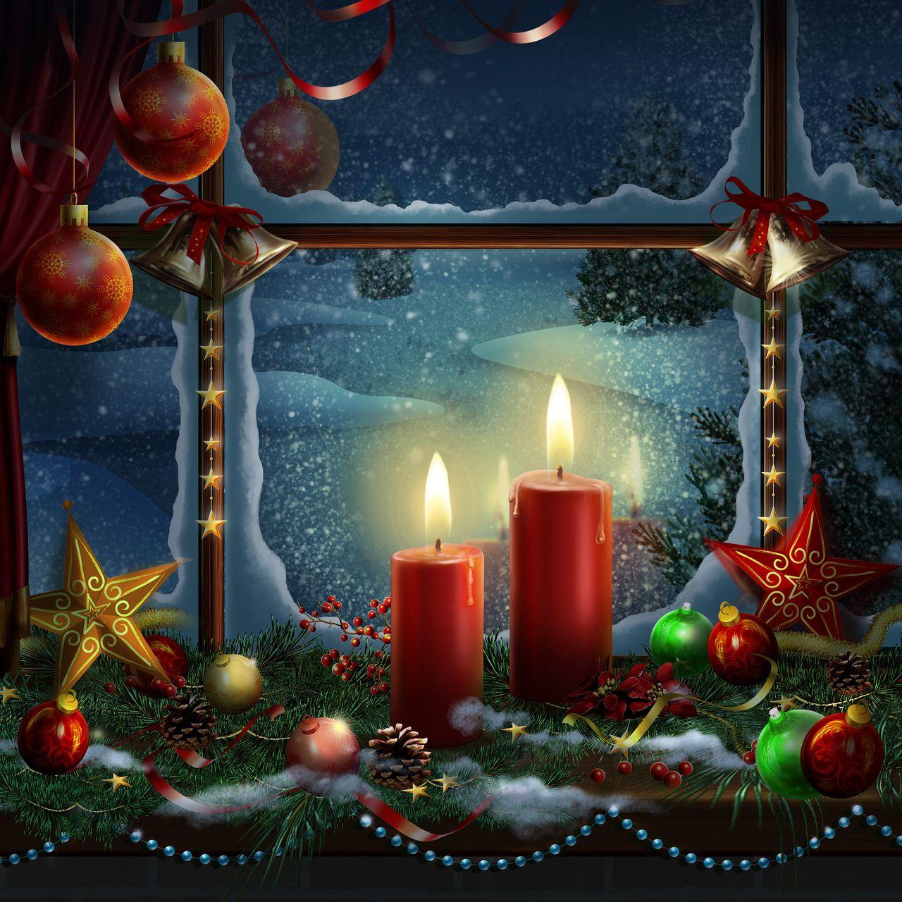 Pin von Lobanova Olga auf НГ (обои) | Pinterest | Weihnachten ...