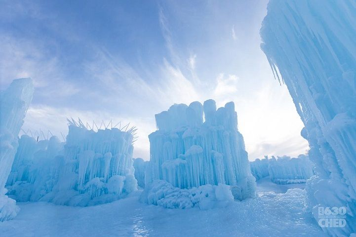 A majestic, man-made winter wonderland that looks like you've stepped into Narnia is coming to Canada. #travel