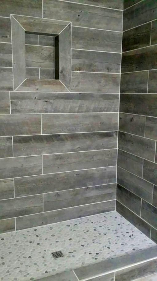 Makeover Your Small Bathroom Within A Budget Gray Shower Tile